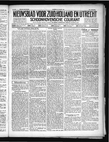 Schoonhovensche Courant 1938-03-30