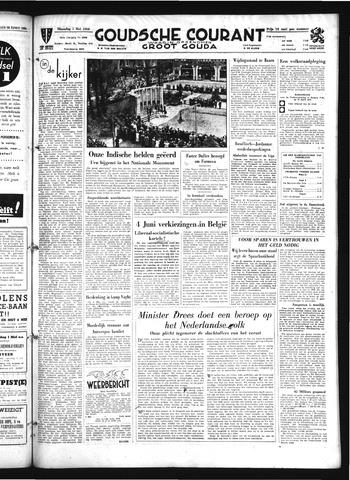 Goudsche Courant 1950-05-01