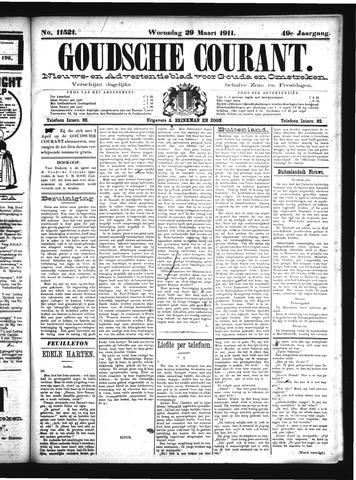 Goudsche Courant 1911-03-29