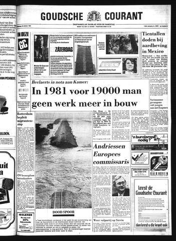 Goudsche Courant 1980-10-25