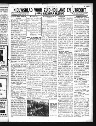 Schoonhovensche Courant 1943-02-16