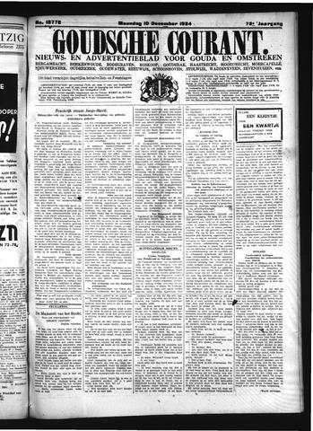 Goudsche Courant 1934-12-10