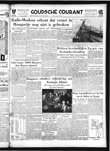 Goudsche Courant 1956-11-20