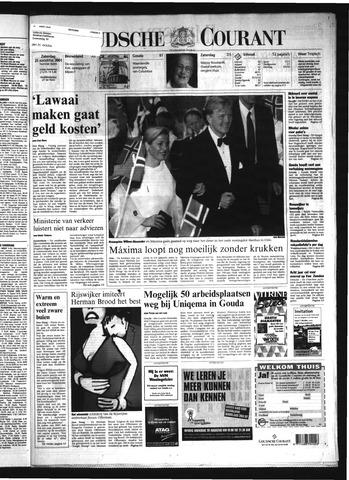 Goudsche Courant 2001-08-25
