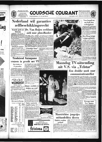 Goudsche Courant 1962-07-18