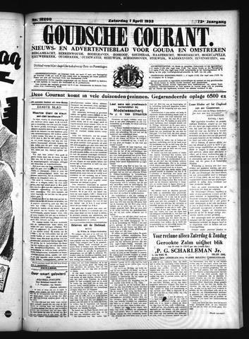 Goudsche Courant 1933-04-01
