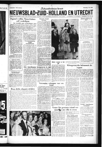 Schoonhovensche Courant 1962-05-02