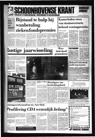Schoonhovensche Courant 1985