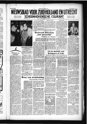 Schoonhovensche Courant 1953-01-21
