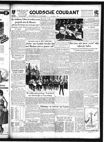 Goudsche Courant 1956-04-28
