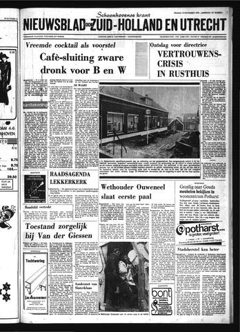 Schoonhovensche Courant 1976-11-19