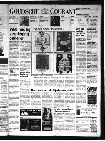 Goudsche Courant 2004-09-10
