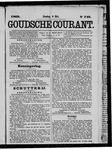 Goudsche Courant 1869-05-09