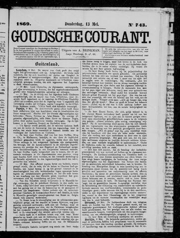 Goudsche Courant 1869-05-13