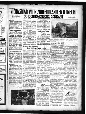 Schoonhovensche Courant 1949-12-05