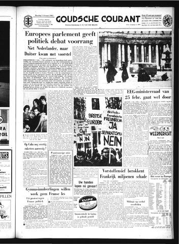 Goudsche Courant 1963-02-05