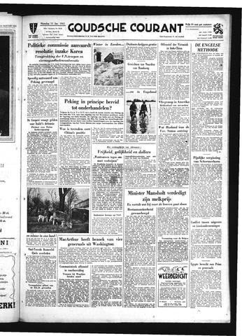 Goudsche Courant 1951-01-15