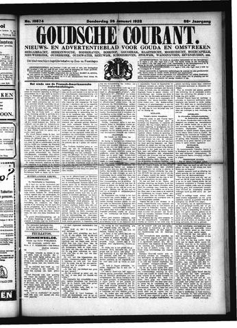 Goudsche Courant 1928-01-26