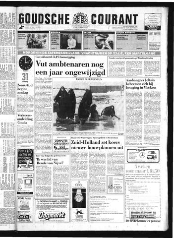 Goudsche Courant 1991-03-29