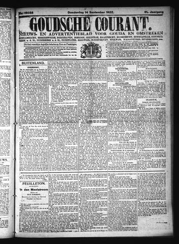 Goudsche Courant 1922-09-14