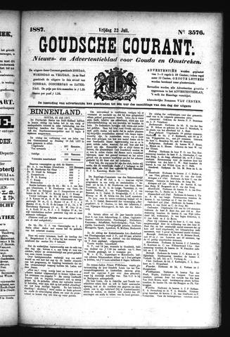 Goudsche Courant 1887-07-22