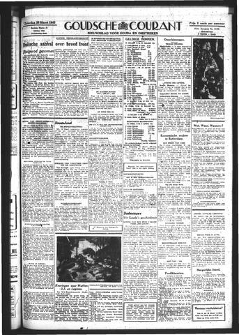 Goudsche Courant 1943-03-20