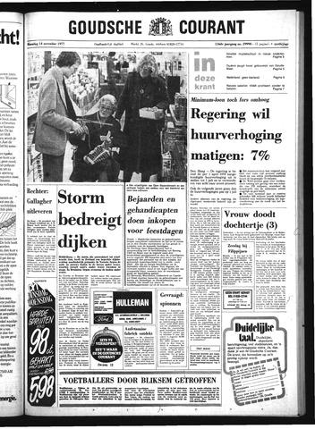 Goudsche Courant 1977-11-14