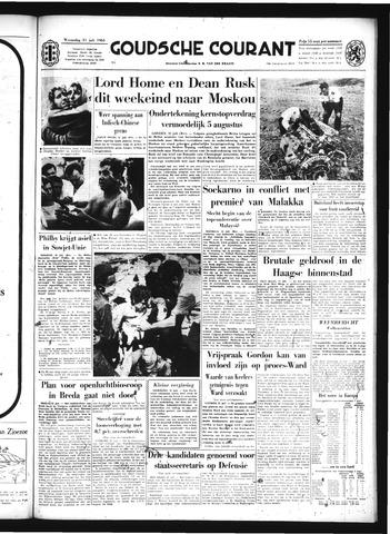 Goudsche Courant 1963-07-31