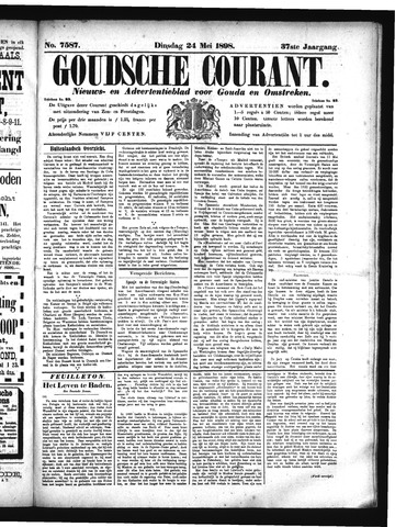 Goudsche Courant 1898-05-24