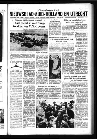 Schoonhovensche Courant 1967-05-19