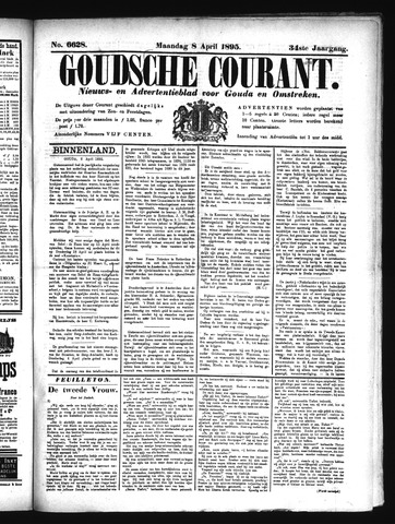 Goudsche Courant 1895-04-08