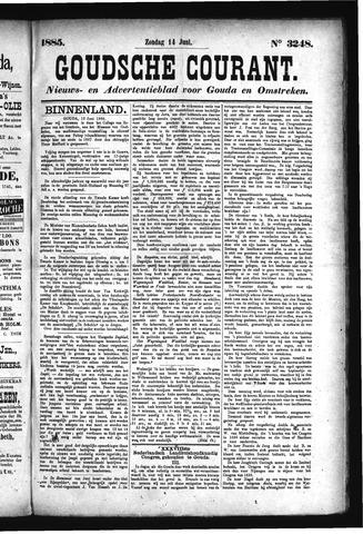Goudsche Courant 1885-06-14