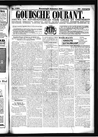 Goudsche Courant 1930-12-03