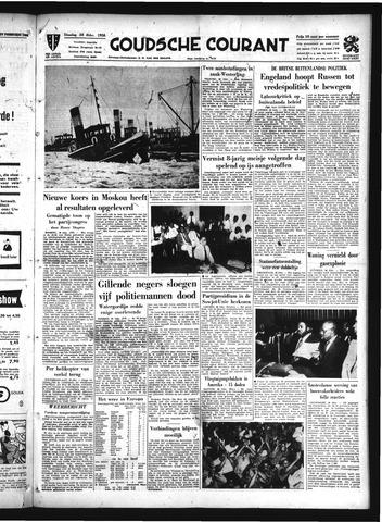 Goudsche Courant 1956-02-28