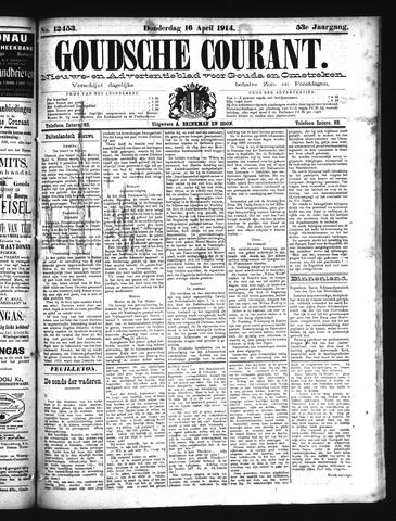 Goudsche Courant 1914-04-16