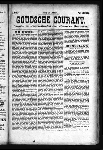 Goudsche Courant 1885-01-30