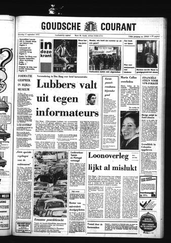 Goudsche Courant 1977-09-17