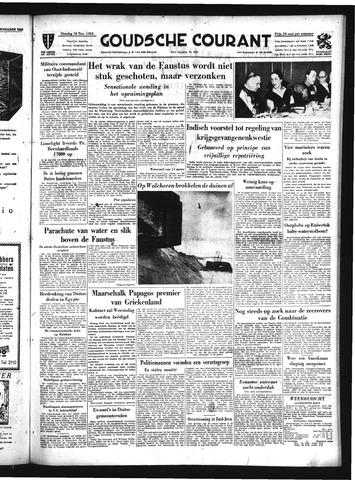 Goudsche Courant 1952-11-18