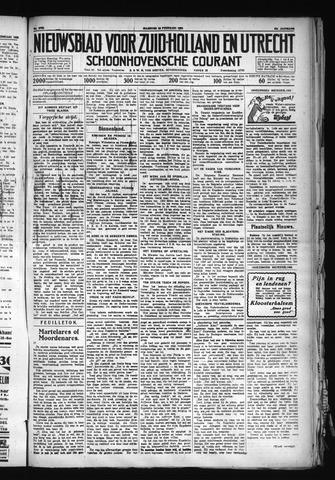 Schoonhovensche Courant 1930-02-24