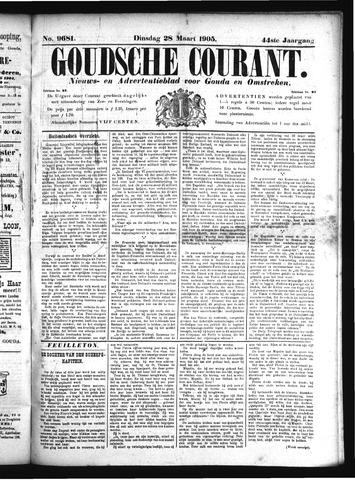 Goudsche Courant 1905-03-28