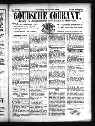 Goudsche Courant 1898-10-13