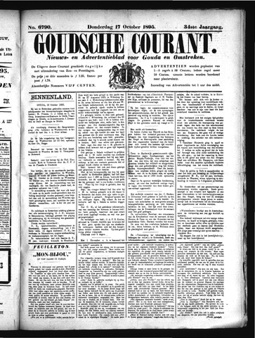Goudsche Courant 1895-10-17