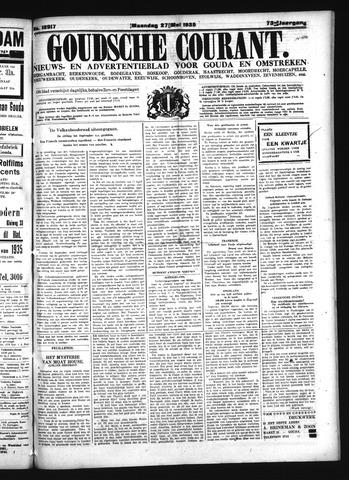 Goudsche Courant 1935-05-27