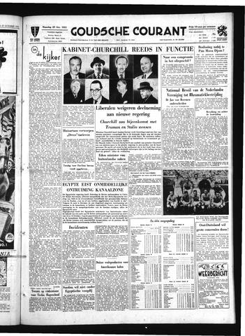 Goudsche Courant 1951-10-29