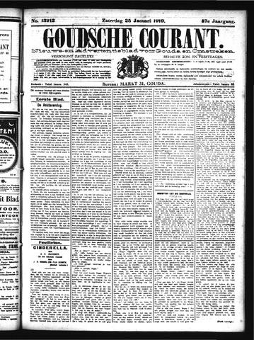 Goudsche Courant 1919-01-25