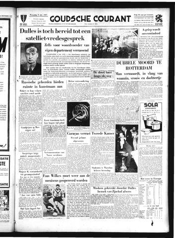 Goudsche Courant 1957-10-09