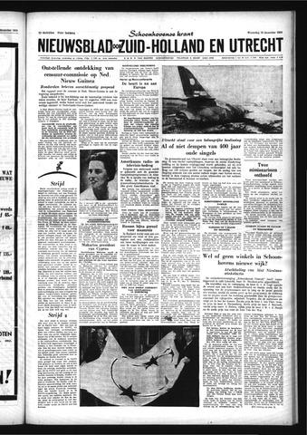 Schoonhovensche Courant 1959-12-16