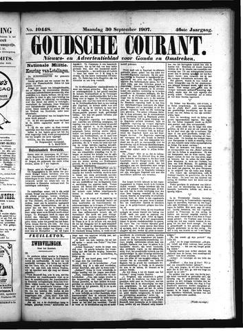 Goudsche Courant 1907-09-30