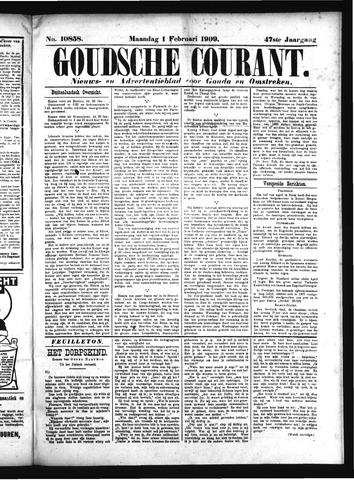Goudsche Courant 1909-02-01