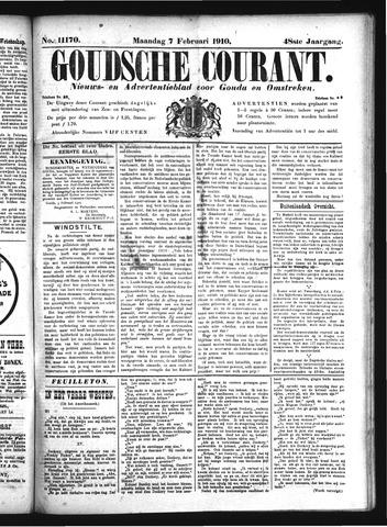 Goudsche Courant 1910-02-07